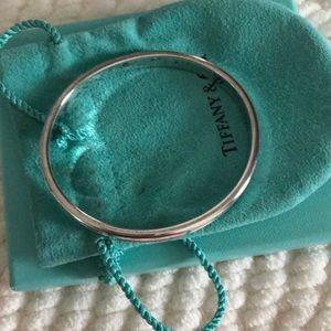 Tiffany & Co Sterling silver bangle bracelet